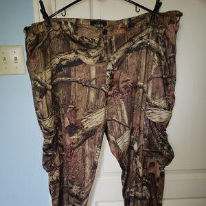 RedHead Camo Pants - size 3XL
